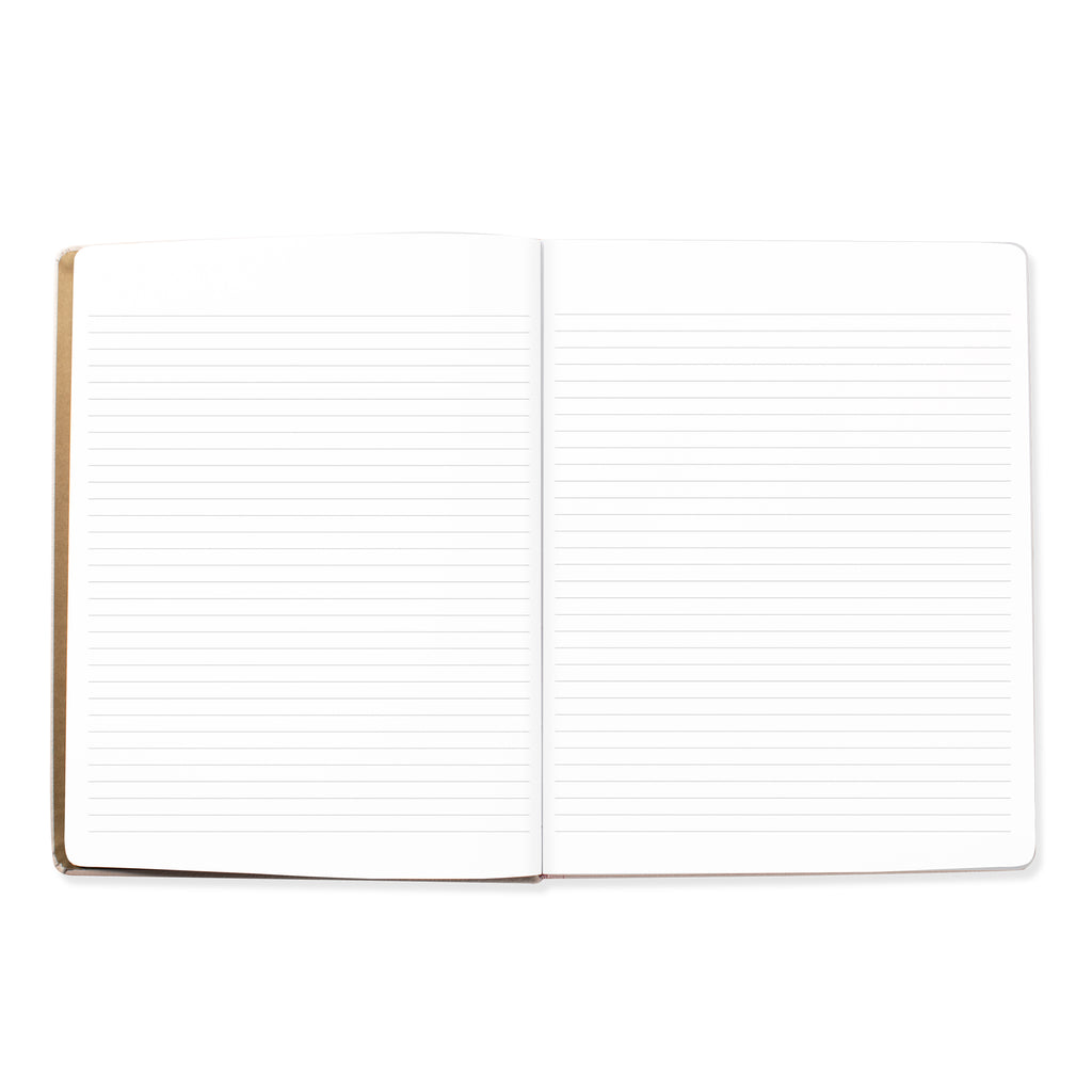 FRINGE STUDIO GOTHAM BLUSH NOTEBOOK