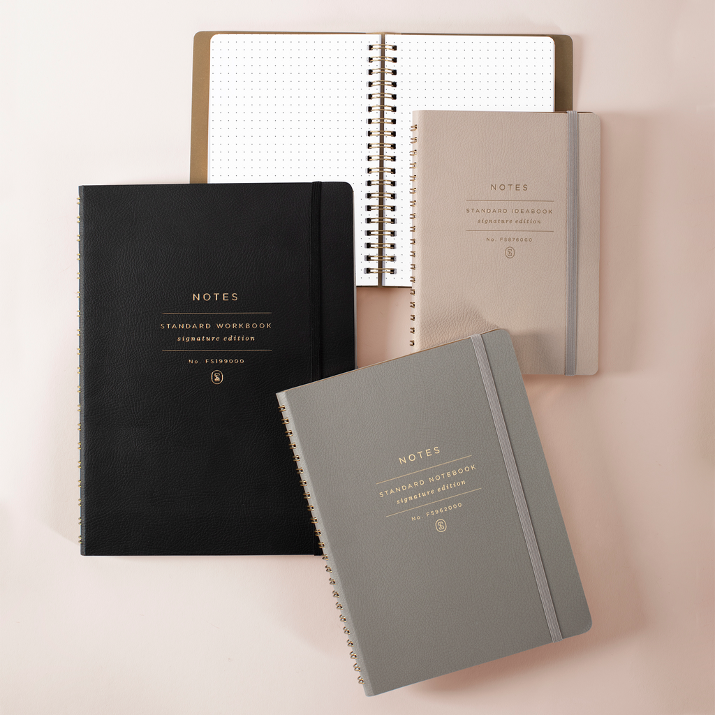 FRINGE STUDIO TAUPE IDEA BOOK