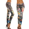 Image of New Women Autumn Winter Jeans Leggings Stretch Skinny Pencil Pants