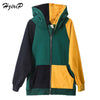 Image of Warm Jacket Women Autumn Winter Hoodies Front Pocket Coat Female Size S-XXL