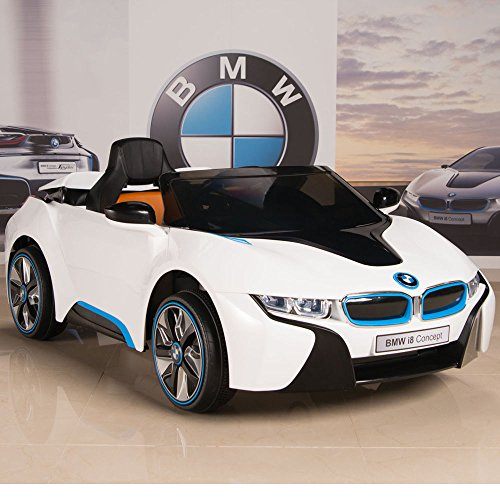 Bmw I8 Ride On Electric Car For Children W Magic Cars Wireless