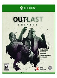 OUTLAST TRINITY | XBOX ONE PRE-OWNED