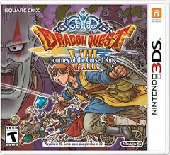 DRAGON QUEST VIII JOURNEY OF THE CURSED KING | 3DS PRE-OWNED