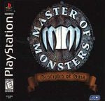 MASTER OF MONSTERS: DISCIPLES OF GAIA | PS1 PRE-OWNED