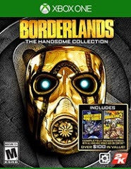 BORDERLANDS THE HANDSOME COLLECTION | XBOX ONE PRE-OWNED