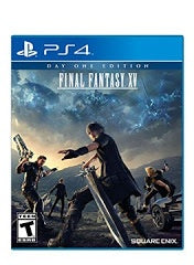 FINAL FANTASY XV | PS4 PRE-OWNED