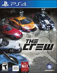 THE CREW | PS4 PRE-OWNED