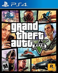 GRAND THEFT AUTO V | PS4 PRE-OWNED