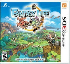 FANTASY LIFE | 3DS PRE-OWNED