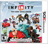 DISNEY INFINITY: TOY BOX CHALLENGE | 3DS PRE-OWNED