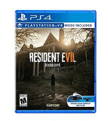 RESIDENT EVIL 7 BIOHAZARD | PS4 PRE-OWNED