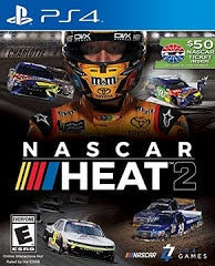 NASCAR HEAT 2 | PS4 PRE-OWNED