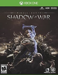 MIDDLE-EARTH: SHADOW OF WAR | XBOX ONE PRE-OWNED