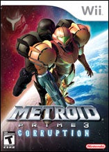 METROID PRIME 3: CORRUPTION | WII PRE-OWNED