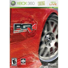 PROJECT GOTHAM RACING 4 | XBOX 360 PRE-OWNED