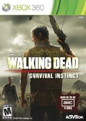 WALKING DEAD SURVIVAL | XBOX 360 PRE-OWNED