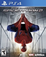 THE AMAZING SPIDER MAN 2 | PS4 PRE-OWNED