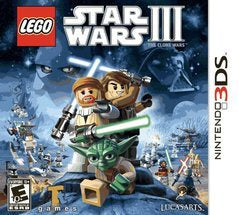 LEGO STAR WARS 3 | 3DS PRE-OWNED