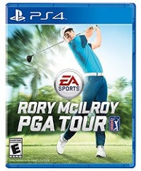 RORY MCILROY PGA TOUR | PS4 PRE-OWNED