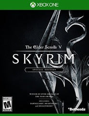 THE ELDER SCROLLS V: SKYRIM SPECIAL EDITION | XBOX ONE PRE-OWNED
