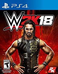 WWE 2K18 | PS4 PRE-OWNED