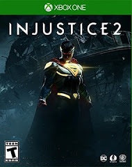 INJUSTICE 2 | XBOX ONE PRE-OWNED