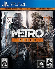 METRO REDUX | PS4 PRE-OWNED