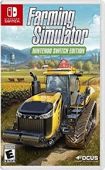 FARMING SIMULATOR | SWITCH PRE-OWNED