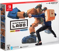 NINTENDO LABO - ROBOT KIT | SWITCH NEW