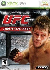 UFC UNDISPUTED 2009 | XBOX 360 PRE-OWNED