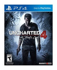 UNCHARTED 4: A THIEF'S END | PS4 PRE-OWNED