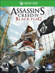 ASSASIN'S CREED IV: BLACK FLAG | XBOX ONE PRE-OWNED