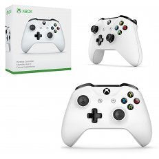 XBOX ONE WIRELESS CONTROLLER - WHITE | XBOX ONE NEW