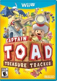 CAPTAIN TOAD TREASURE TRACKER | WIIU PRE-OWNED