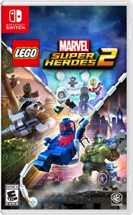 LEGO MARVEL SUPER HEROES 2 | SWITCH PRE-OWNED