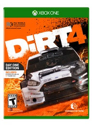 DIRT 4 | XBOX ONE PRE-OWNED