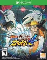 NARUTO SHIPPUDEN: ULTIMATE NINJA STORM 4 | XBOX ONE PRE-OWNED