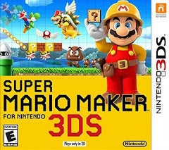 MARIO MAKER | 3DS PRE-OWNED
