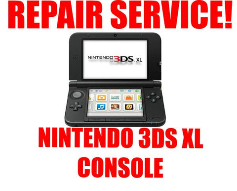 3DS XL REPAIR SERVICE