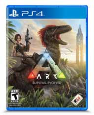 ARK SURVIVAL EVOLVED | PS4 PRE-OWNED
