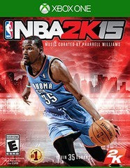 NBA2K15 | XBOX ONE PRE-OWNED