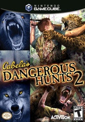 CABELA'S DANGEROUS HUNTS 2 | GAMECUBE PRE-OWNED