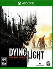 DYING LIGHT | XBOX ONE PRE-OWNED