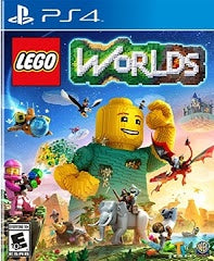 LEGO WORLDS | PS4 PRE-OWNED