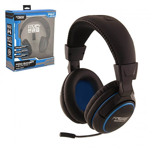PS4 WIRED PRO GAMER HEADSET | PS4 NEW