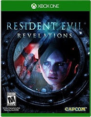 RESIDENT EVIL: REVELATIONS | XBOX ONE PRE-OWNED