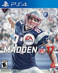 MADDEN 17 | PS4 PRE-OWNED