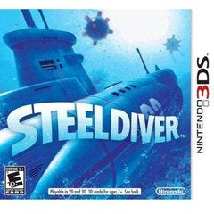 STEEL DIVER | 3DS PRE-OWNED