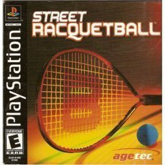 STREET RACQUETBALL | PS1 PRE-OWNED