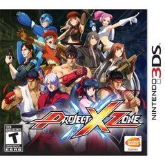 PROJECT X ZONE | 3DS PRE-OWNED